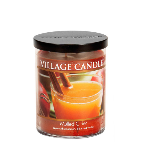 Mulled Cider Medium Jar Candle by Village Candle