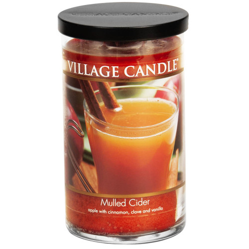 Mulled Cider Large Jar Candle by Village Candle