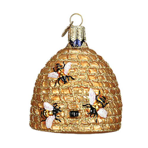 Bee Skep by Old World Christmas