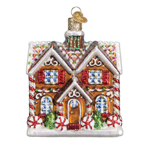 Christmastime Cottage by Old World Christmas