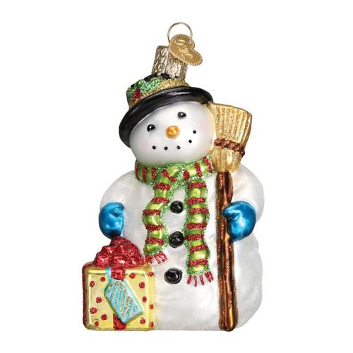 Gleeful Snowman by Old World Christmas