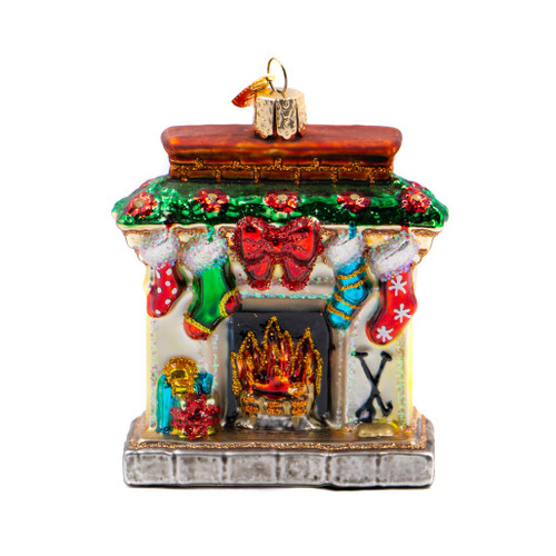 Holiday Hearth by Old World Christmas