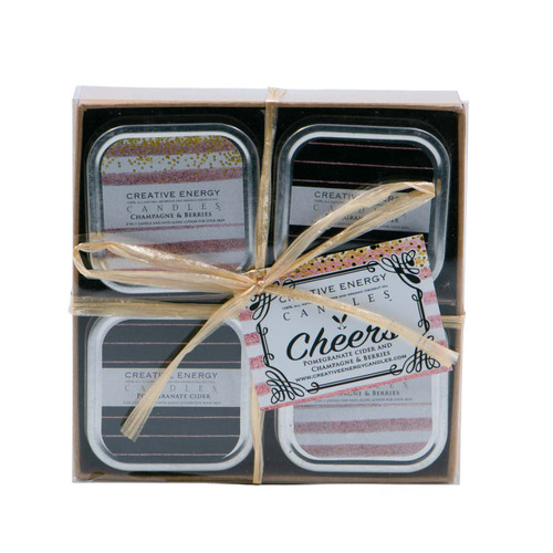 Cheers Gift Set by Creative Energy