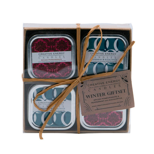 Winter Gift Set by Creative Energy