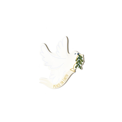 White Dove Mini Attachment by Happy Everything
