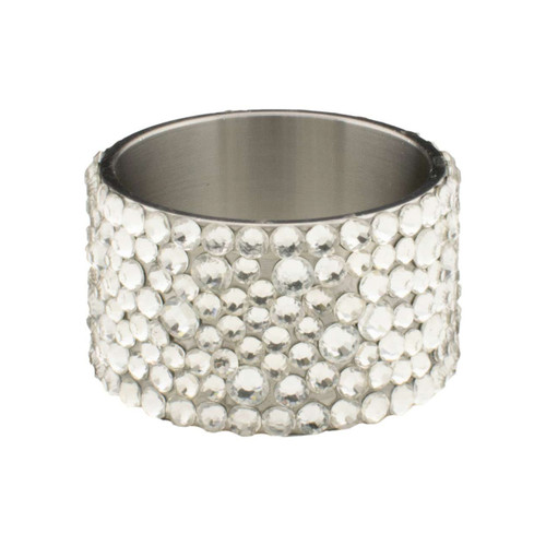 Strass Napkin Ring (Set of 4) by Sparkles Home