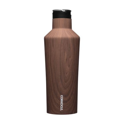 Sport Canteen 40 oz. Walnut Wood by Corkcicle