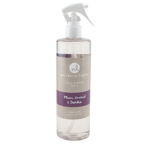 Plum Orchid & Dahlia Room Spray by Northern Lights