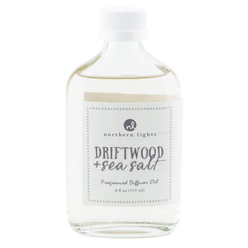 Driftwood & Sea Salt Diffuser Oil Refill by Northern Lights