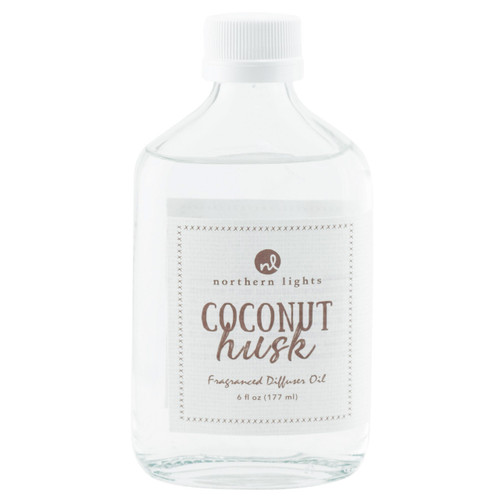 Coconut Husk Diffuser Oil Refill by Northern Lights