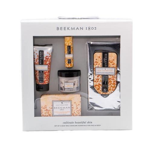 Honey Orange Blossom Favorite Fragrance Set by Beekman 1802