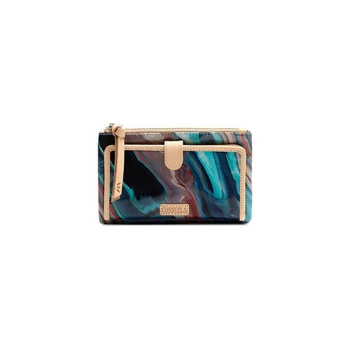 Kari Slim Wallet by Consuela