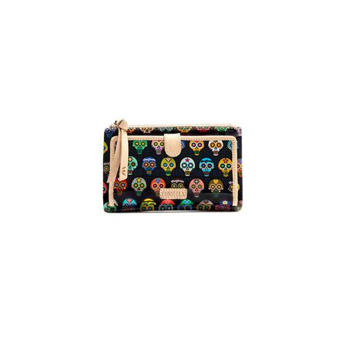 Tiny Slim Wallet by Consuela