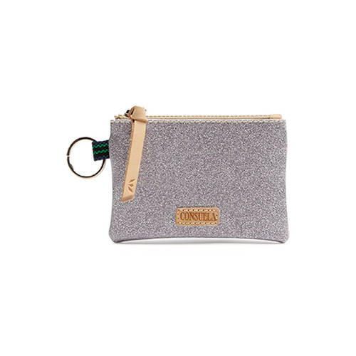 Violet Teeny Pouch by Consuela
