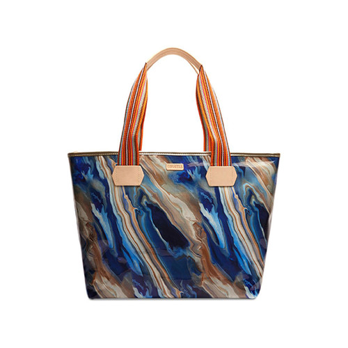 Dylan Zipper Tote by Consuela