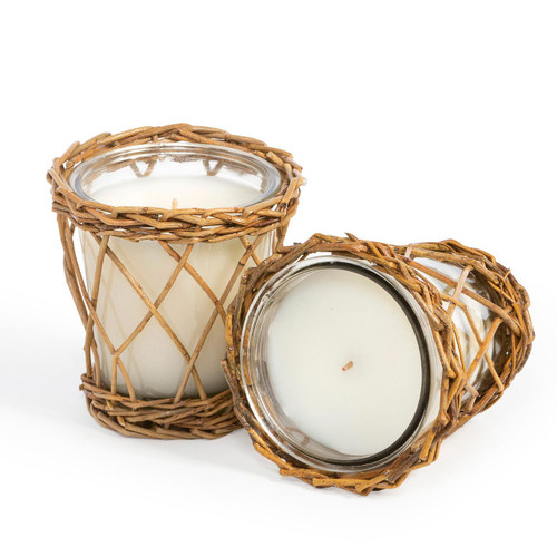 Frost on the Pumpkins Willow Candle by Park Hill Collection