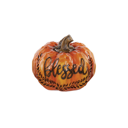 Blessed Pumpkin by Special T Imports