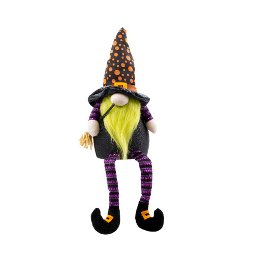 Witch Gnome Shelf Sitter by Special T Imports
