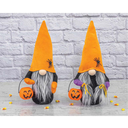 Trick or Treat Gnome Set by Hanna's Handiworks