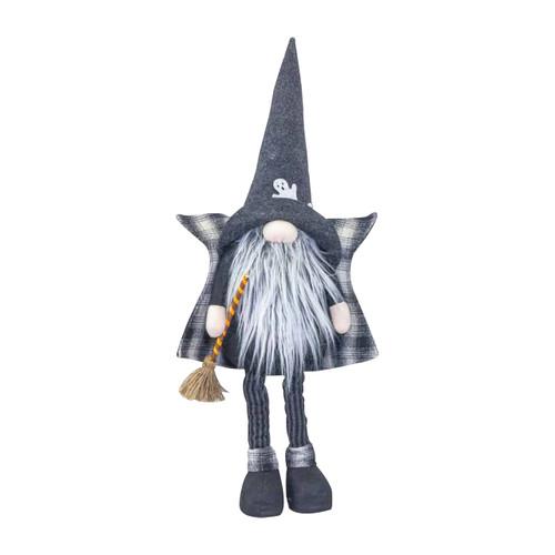 3-Foot Grey Vamp Gnome by Hanna's Handiworks