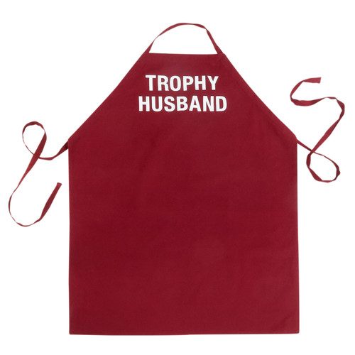 Trophy Husband Apron by About Face Designs