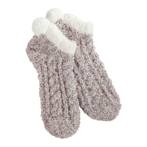 WSCZPOM OS Coco 257 Cozy Pom by Crescent Sock Co.