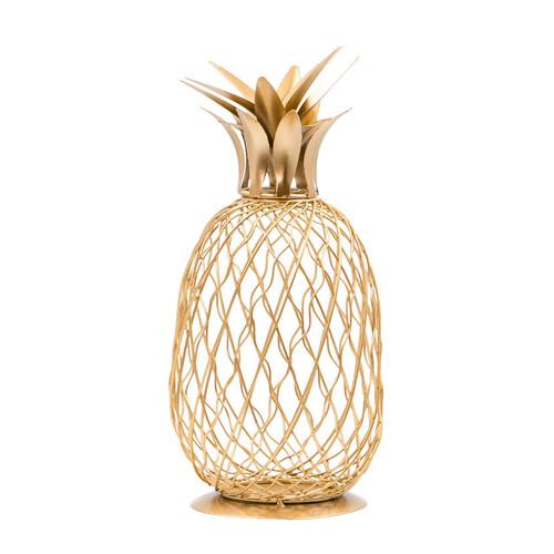 Golden Pineapple Cork Caddy by Oak & Olive