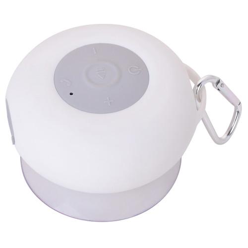 White Waterproof Speaker by Mad Man