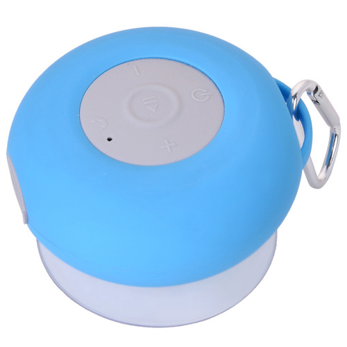 Blue Waterproof Speaker by Mad Man