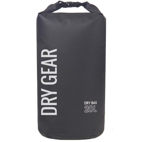 Black Dry Gear 20L Daypak by Mad Man