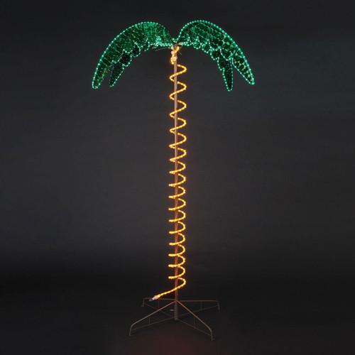 Ropelight Palm Tree by Roman