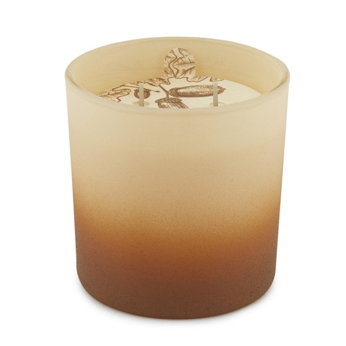 Acorns & Suede 3-Wick Candle Fall Collection by Root