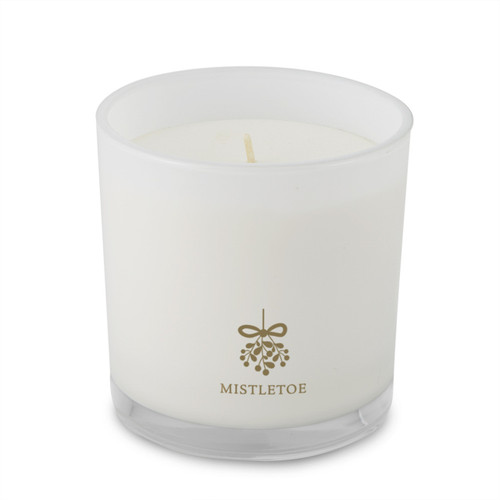 Mistletoe 8 Oz. Candle Holiday Collection by Root