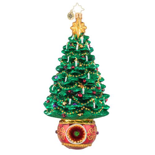 Truly Terrific Tree Ornament by Christopher Radko