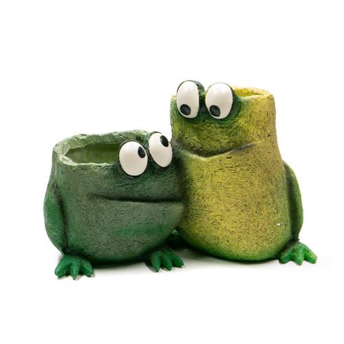 Georgetown Frog Pals Planter