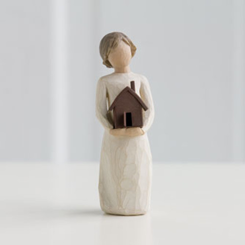 Mi Casa Expressions Figurine by Willow Tree
