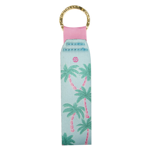 Palm Trees Keyfob by Simply Southern
