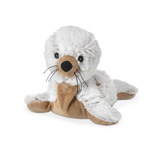 Warmies Heatable & Lavender Scented Seal Stuffed Animal