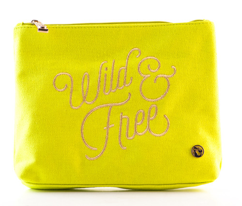 Wild & Free Makeup Case by Spartina 449