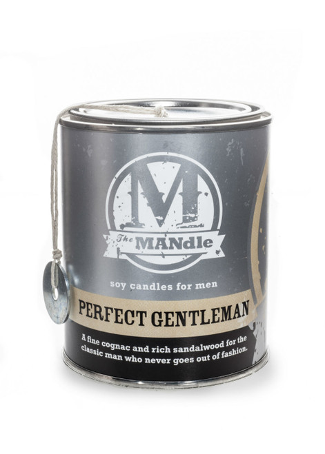 Perfect Gentleman 15 oz. Paint Can MANdle by Eco Candle Co.