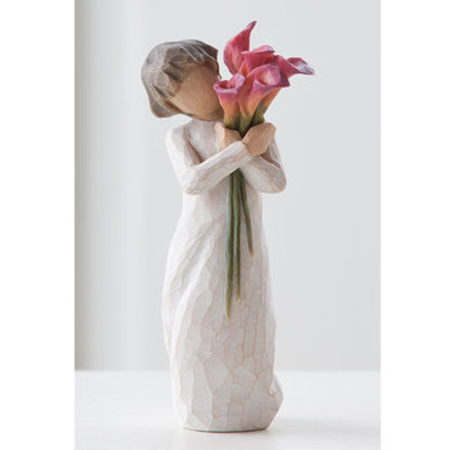 Bloom Expressions Figurine by Willow Tree