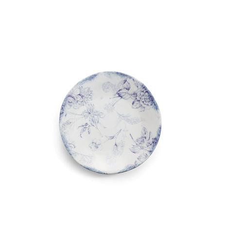 Giulietta Blue Salad/Dessert Plate - Arte Italica