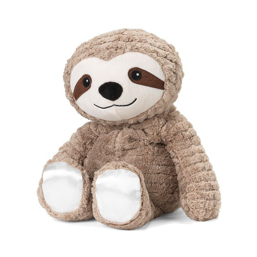 My First Warmies Heatable & Lavender Scented Sloth Stuffed Animal