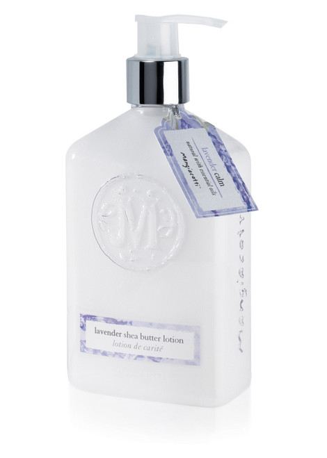 Lavender Shea Butter Lotion by Mangiacotti