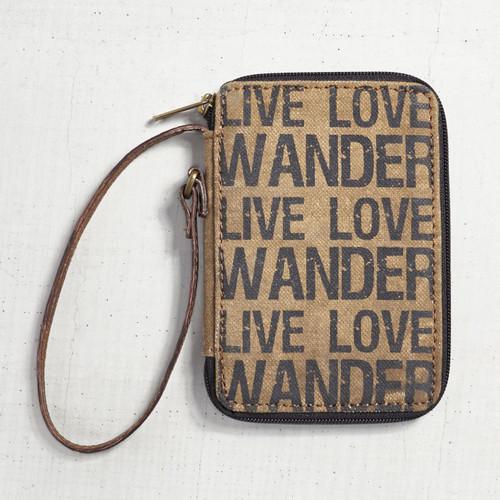 Wander Wallet by Mona B