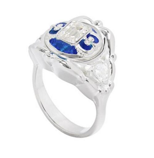 Size 6 I'm Worth It Ring - KR049-6 Kameleon Jewelry
