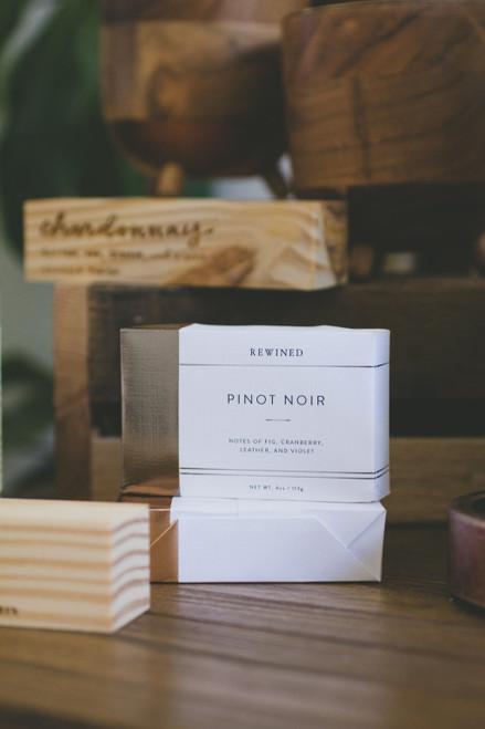 Pinot Noir 4 oz. Bar Soap by Rewined