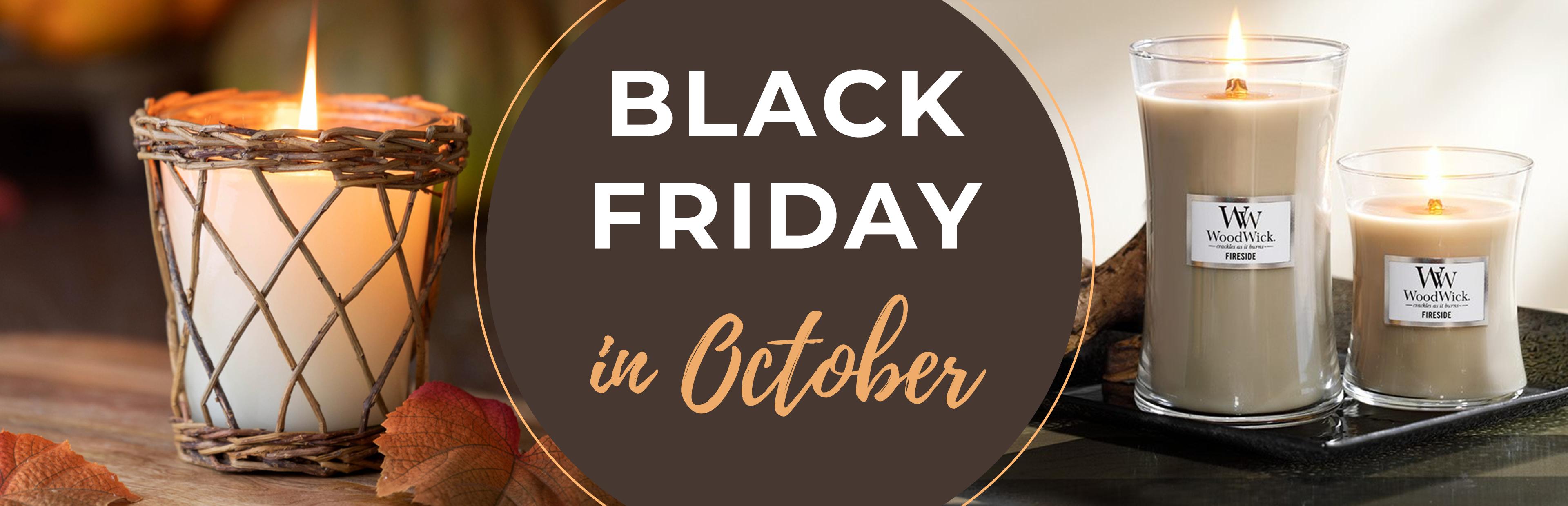 Black Friday in October