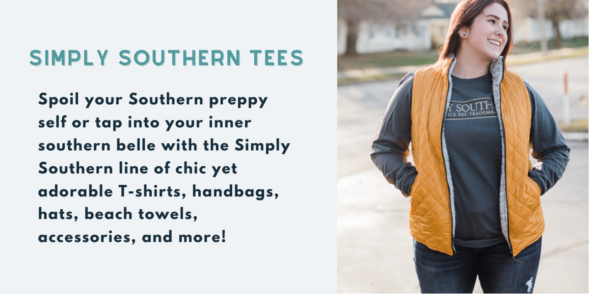 Simply Southern Tees & Outerwear