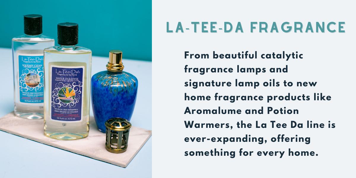 La Tee Da Fragrance